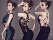 Thời trang - Elly Trần khoe thân hình hấp dẫn với váy áo táo bạo