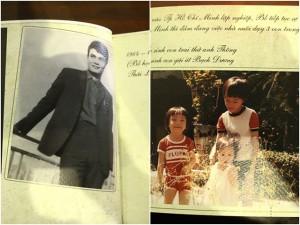 Những hình ảnh ít biết về Nhạc sĩ Thanh Tùng và gia đình