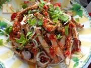 Bếp Eva - Salad thịt nướng ngon miễn chê