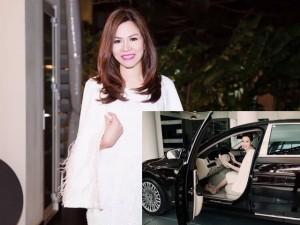 HH Bùi Thị Hà xúng xính khoe hàng hiệu và siêu xe 14 tỷ đồng