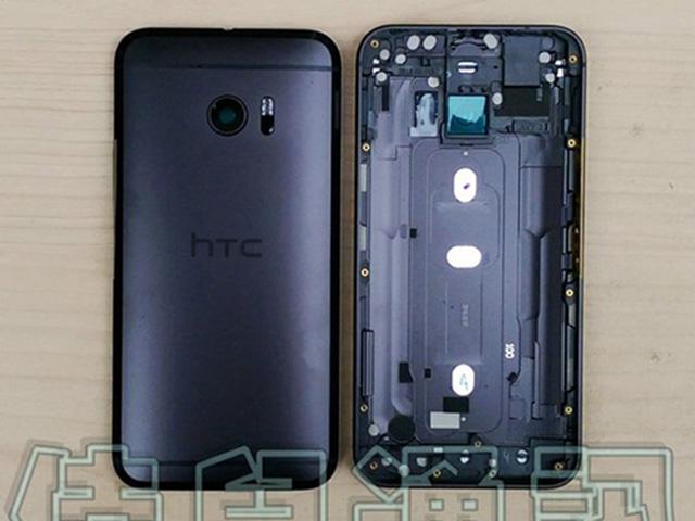 HTC 10 thiết kế cực nam tính và mạnh mẽ