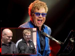 Cựu vệ sĩ tố Elton John tội quấy rối tình dục