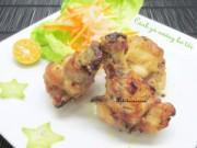 Bếp Eva - Cánh gà nướng bơ tỏi thơm lừng