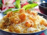 Bếp Eva - Phá cách với cơm tôm, bạn thử chưa?