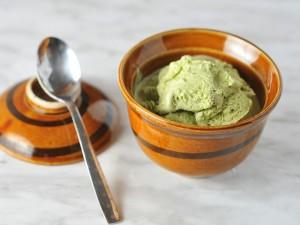 Cách làm kem trà xanh cực đơn giản
