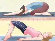 Những bài tập giúp mẹ phục hồi ngay sau sinh mổ
