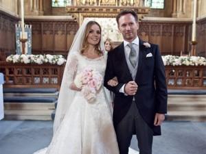 Cựu thành viên của Spice Girls kết hôn ở tuổi tứ tuần