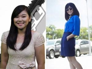 Bí quyết giúp Thảo Nhi The Voice giảm 14kg trong 9 tuần