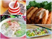 Bếp Eva - Những món ngon cho bữa cơm chiều thứ 7 thêm hấp dẫn
