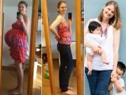 Bà bầu - Mẹ Nhật và chiêu giảm cân ngay sau sinh một tháng