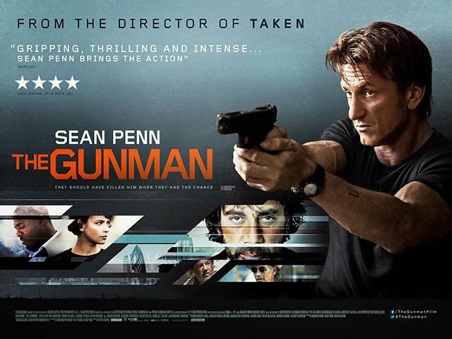 HBO 11/4: The Gunman