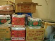 Tin tức - Bắt giữ hơn nửa tấn phụ gia thực phẩm bẩn tại chợ Đồng Xuân