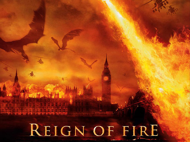 Cinemax 11/4: Reign Of Fire
