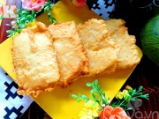 Bếp Eva - Bánh sầu riêng chiên giòn tan thơm phức