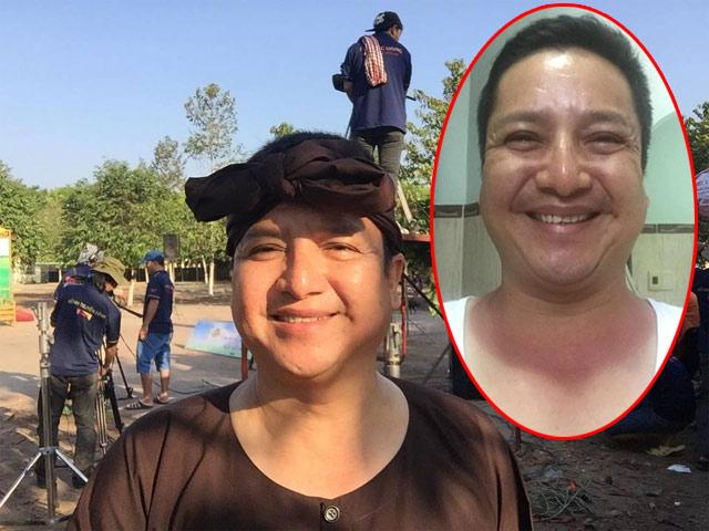 Chí Trung đen nhẻm khi thay Minh Béo làm MC Lục Lạc Vàng