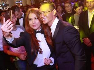 Dàn sao nữ Việt nô nức đọ sắc tại buổi ra mắt phim Truy sát