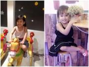 Ngộ nghĩnh trẻ thơ - Nguyễn Trúc Lam - AD23252 - Cô bé thân thiện