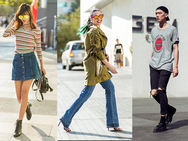 Fashionista Việt đổ bộ tới Tuần thời trang quốc tế Việt Nam