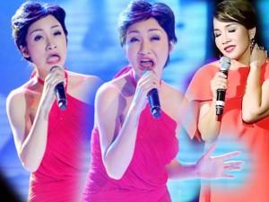 Cười sặc vì Hòa Minzy hóa Diva Mỹ Linh phiên bản 'ác nhất Việt Nam'