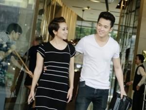 """Nghi án hẹn hò của hoa khôi thể thao Thuý Hiền với """"phi công trẻ"""""""