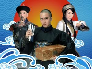 Dương Di hết lòng phò tá Mã Quốc Minh trong phim TVB mới