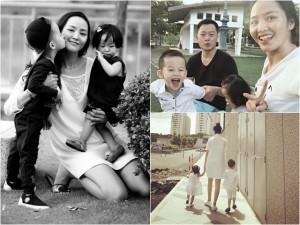 Phan Thị Lý tủi thân vì lấy chồng sớm và cảnh 1 nách 2 con