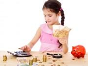 Làm mẹ - Mách mẹ cách dạy con tiêu tiền thông minh ngay từ nhỏ