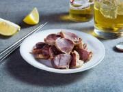 Bếp Eva - Mề gà nướng muối đơn giản, lạ miệng mà hấp dẫn