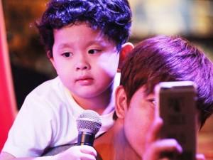 Phương Thảo - Ngọc Lễ mời con trai ca sĩ Tim hát