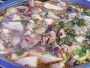 Bếp Eva - Mát trời đi ăn lẩu vịt om sấu khu Thành Công