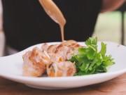 Bếp Eva - Thịt ba chỉ cuộn rau củ ngon cơm
