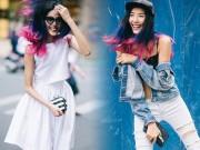 Thời trang - Hoàng Thùy tiết lộ bí quyết chụp street style tuyệt đẹp