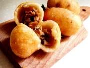 Bếp Eva - Bánh rán mặn nóng hổi cả nhà mê