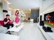 Nhà đẹp - Đột nhập phòng ngủ vợ chồng sao Việt