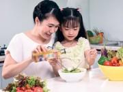 Làm mẹ - Mẹo chọn dầu ăn trẻ em chất lượng tốt