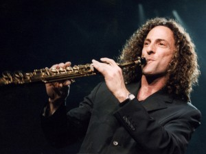 Nghệ sĩ saxophone Kenny G đến Việt Nam