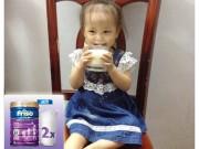 Tin tức cho mẹ - Kinh nghiệm dùng sữa Friso Gold Pedia của mẹ có con biếng ăn