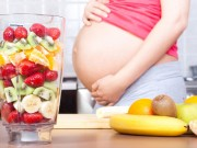 Mang thai tháng thứ 5: Nên và không nên ăn gì?