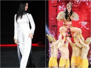 X-Factor 2016: Gái xinh Trương Kiều Diễm dịu dàng với áo dài, Adam giả gái sexy