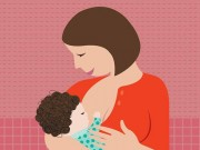 Cho con bú: 12 điều bác sĩ không nói với mẹ