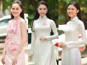 Hoa hậu Việt Nam 2016: Top 5 người đẹp sáng giá nhất miền Bắc