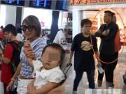 Giải trí - Bỏ rơi bồ nhí, tỷ phú Alvin Chau lại về bên vợ doanh nhân