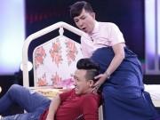 Làng sao - Trấn Thành bị Long Nhật tát trên sân khấu