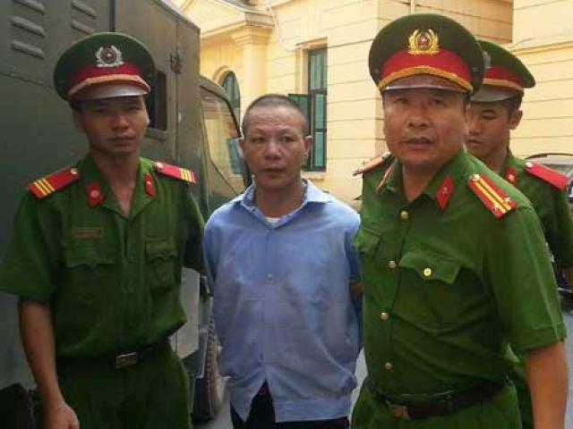 Xét xử thảm án Thạch Thất: Khua lung tung… chết 2 người