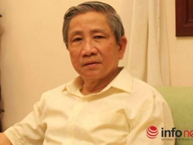 GS Nguyễn Minh Thuyết: Phổ điểm Ngoại ngữ đạt 3.3 là đánh giá khách quan