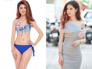 Hoa hậu Việt Nam 2016: Đây đích thị là đối thủ của Ngọc Trinh