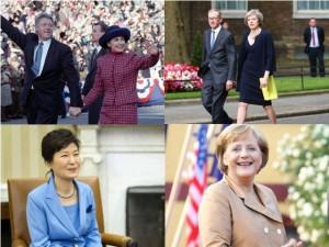 Những câu chuyện đời ít người biết về 4 nữ nguyên thủ quốc gia