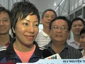 HLV Nguyễn Thị Nhung: 'Chiến thắng của Vinh tặng triệu triệu người dân Việt Nam'