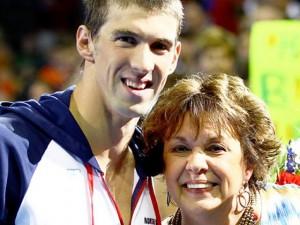 Từ cậu bé bị tăng động giảm chú ý, Michael Phelps trở thành huyền thoại nhờ...Mẹ