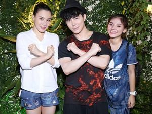 Nathan Lee, Hồ Quỳnh Hương đưa Minh Như đi ăn sau khi đăng quang